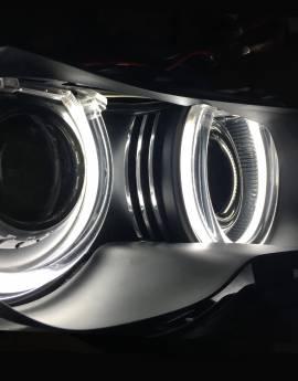 KRIŠTALICKÉ ANGEL EYES PRE BMW E46