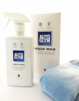 Aqua Wax Kit - Tekutý rýchlovosk