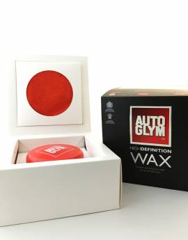 High Definition Wax Kit - Karnúbsky konzervačný vosk